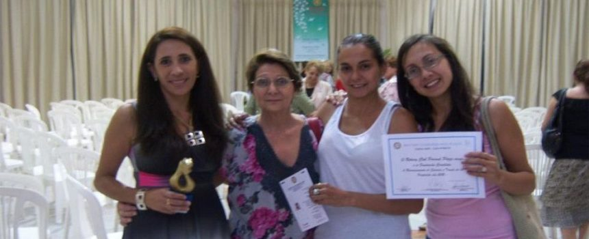 2012-Donacion BERSA-Distinción Rotary