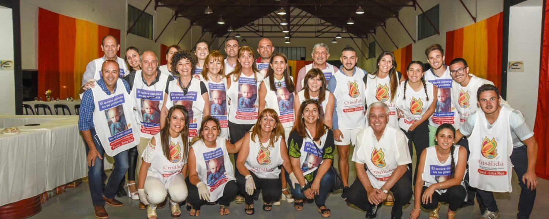 Voluntarios Fundación Crisálida